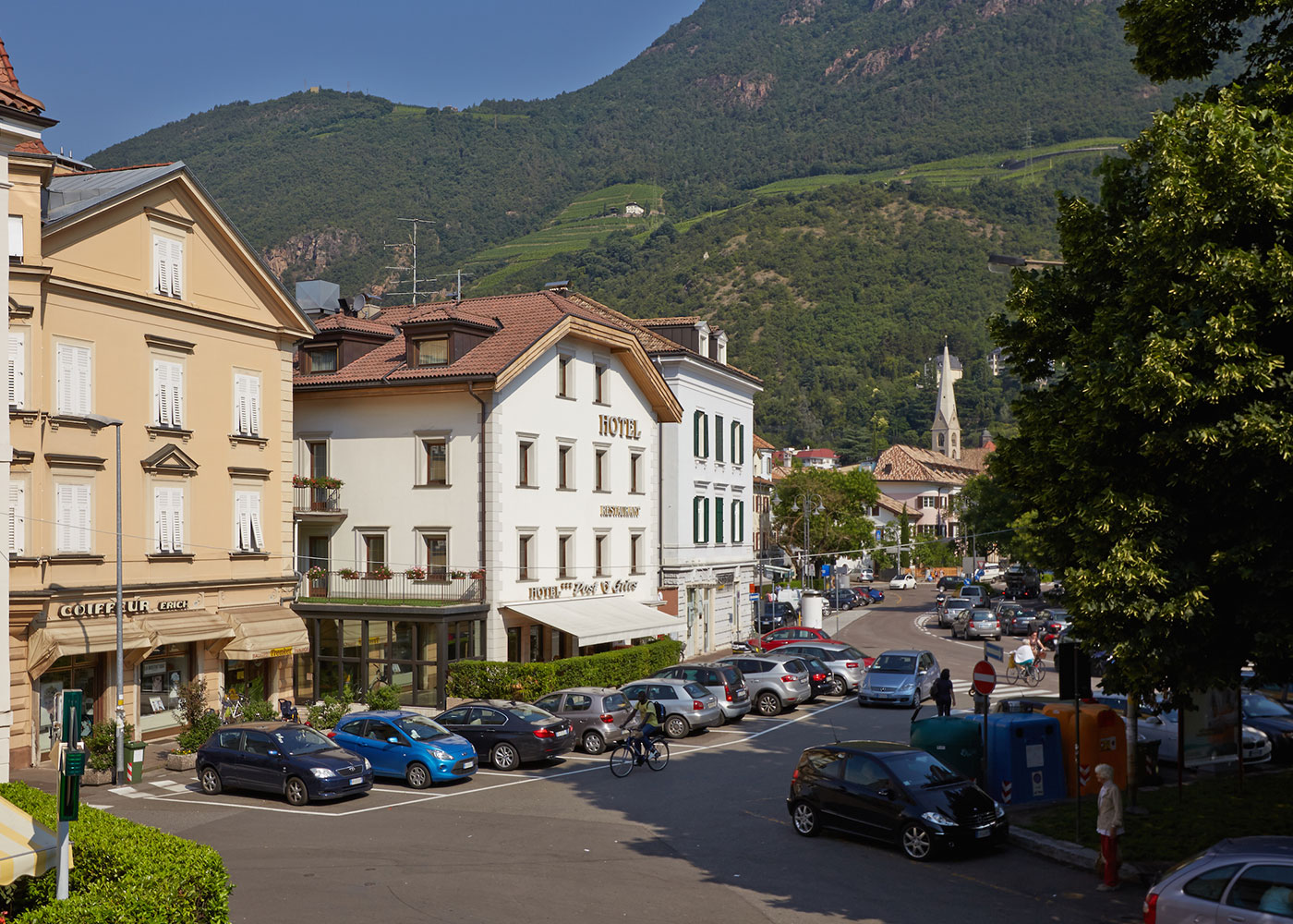 Hotel Post Gries Book the hotel in Bolzano online